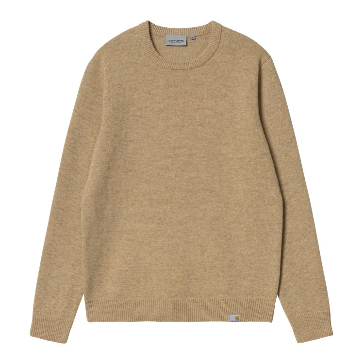 Allen Sweater Dusty H Brown