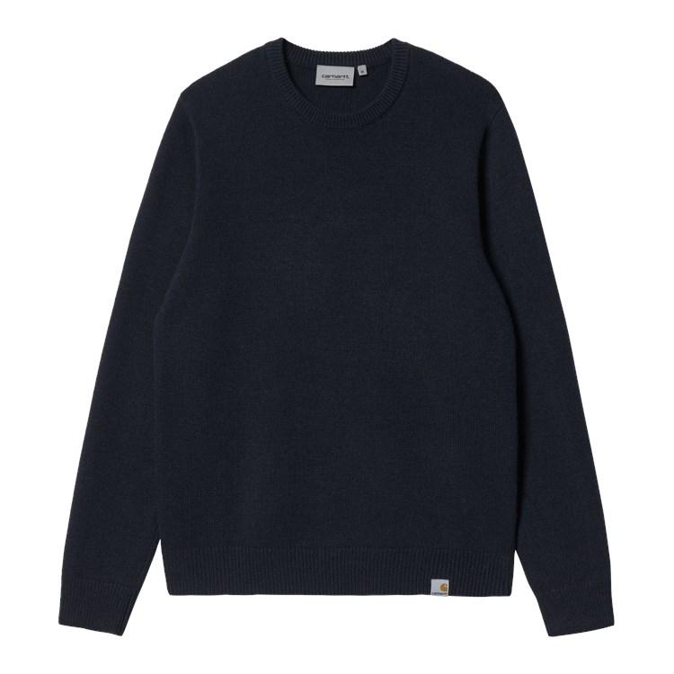 Allen Sweater Dark Navy