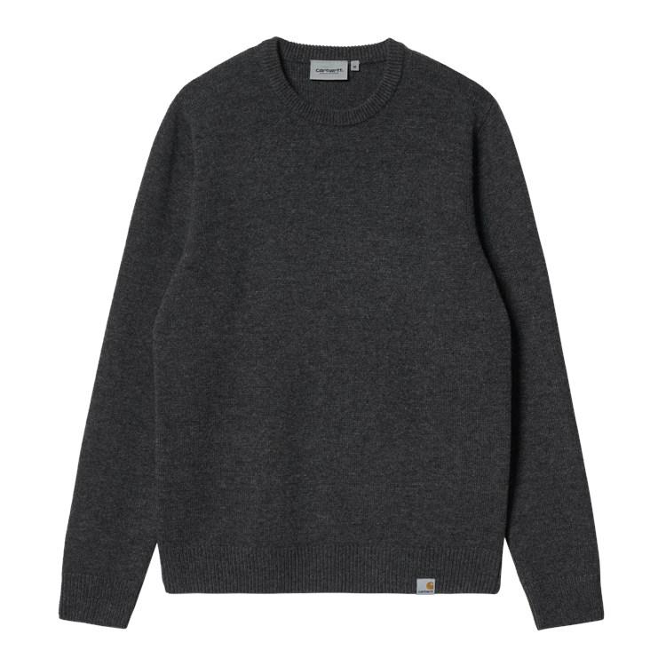 Allen Sweater Black Heather