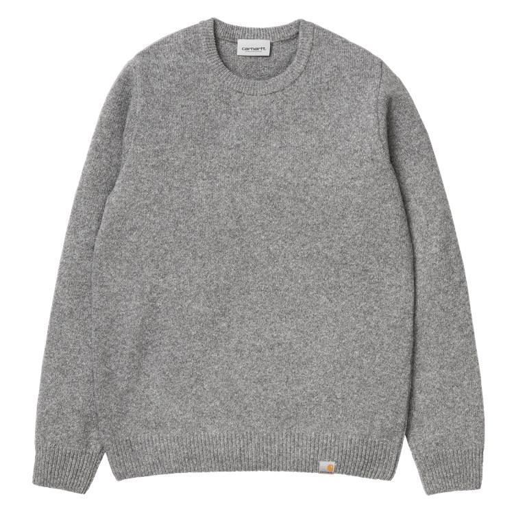 Allen Sweater Grey Heather