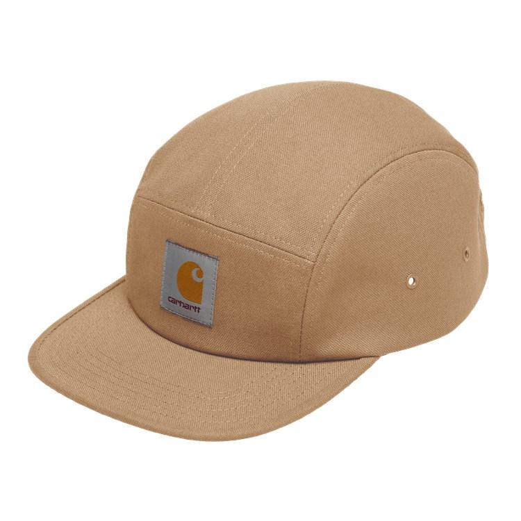 Carhartt WIP Backley Cap Dusty H Brown