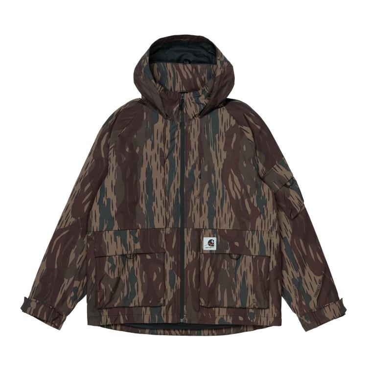 Bode Jacket Camo Unite