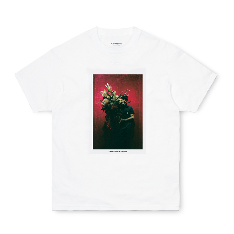 Carhartt WIP S/S Bouquet T-Shirt White