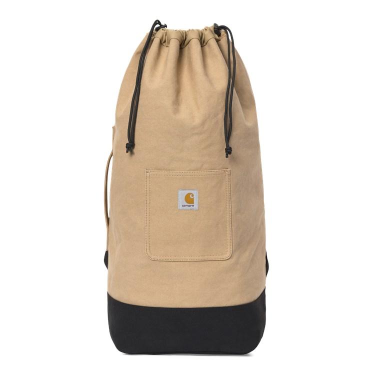 Carhartt WIP Canvas Duffle Bag Dusty H Brown