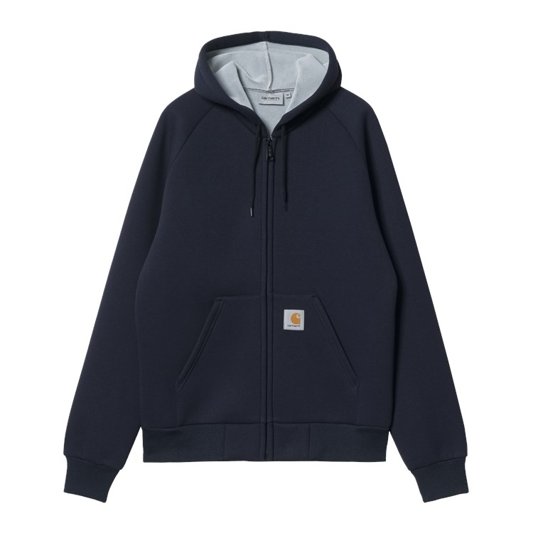 Car-Lux Hooded Jacket Dark Navy