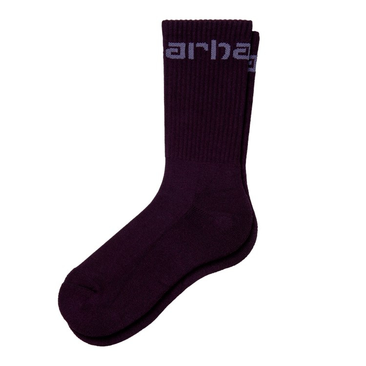 Carhartt Socks Dark Iris / Cold Viola
