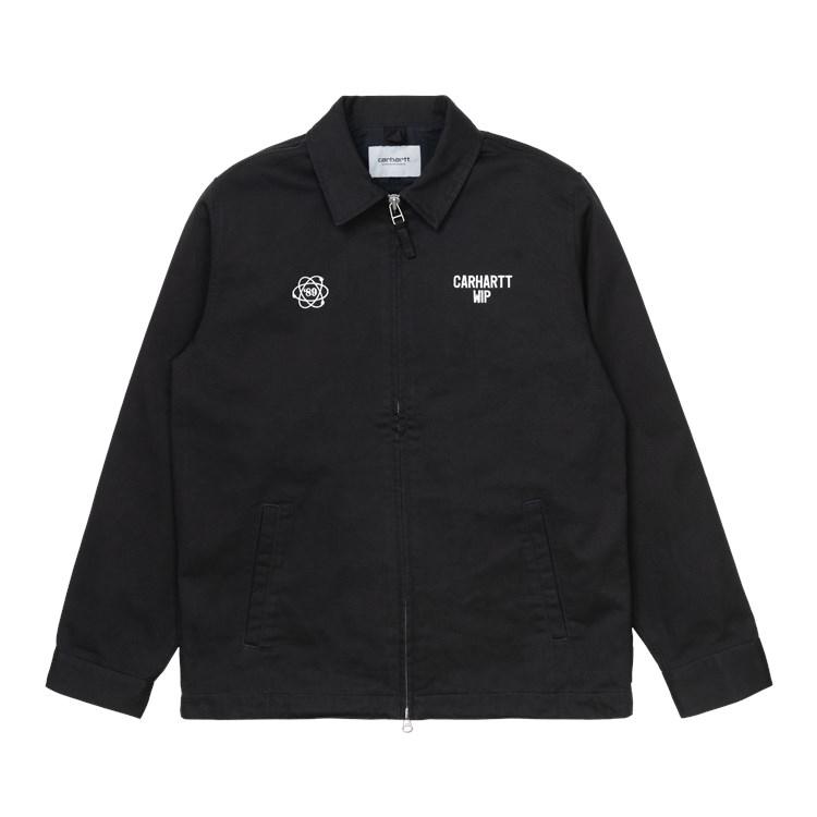 Carhartt WIP Cartograph Jacket Black