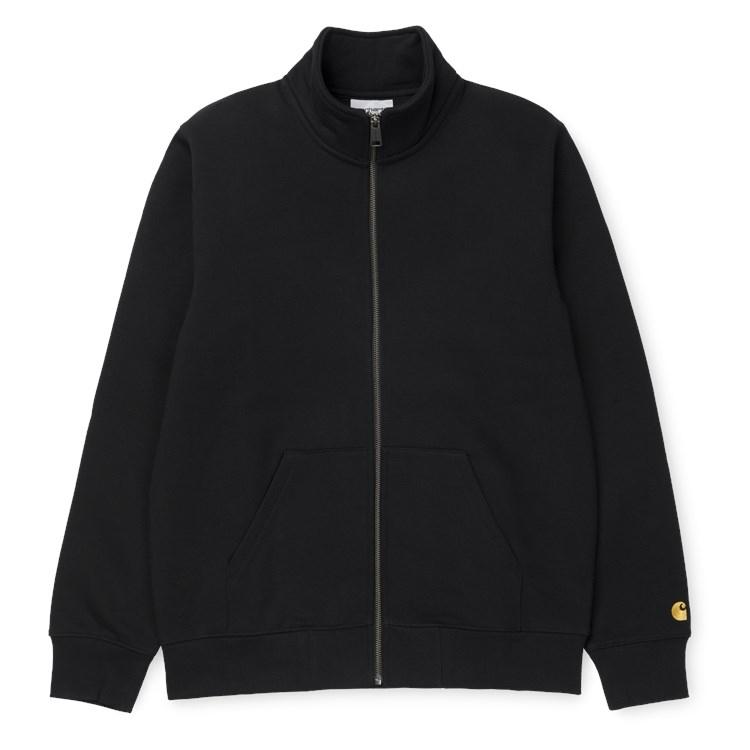 Carhartt WIP Chase Neck Jacket Black