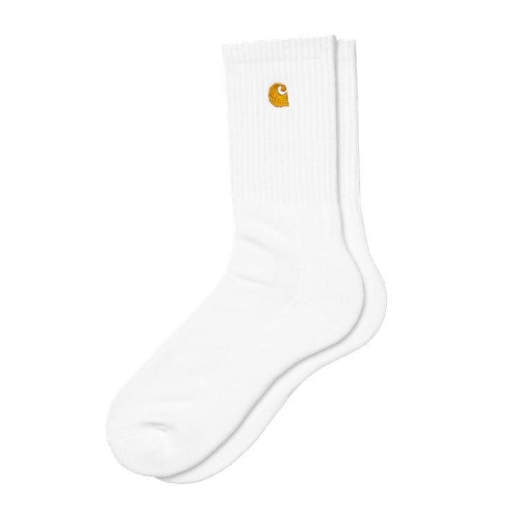 Carhartt WIP Chase Socks White