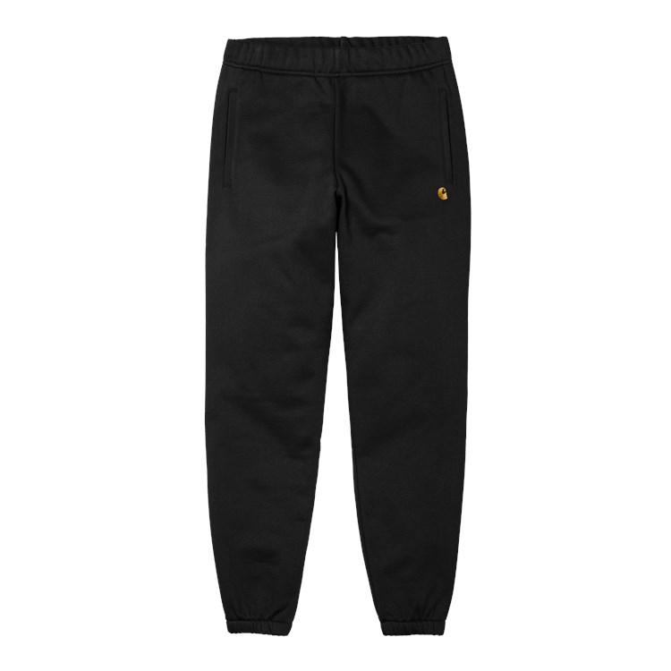 Chase Sweat Pant Black / Gold