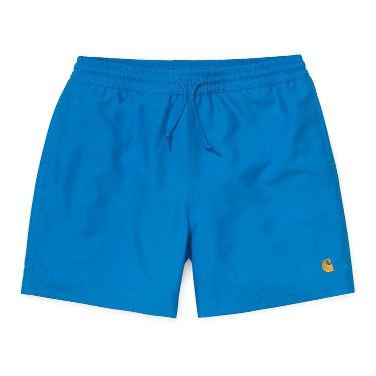 Carhartt IWP Chase Swim Trunks Azzurro