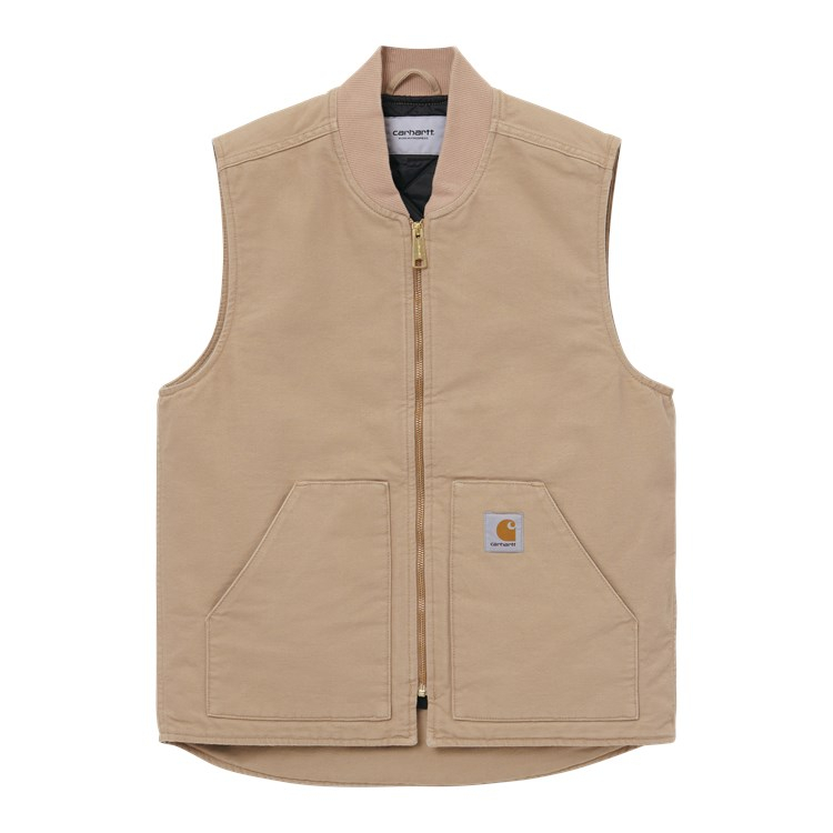 Carhartt WIP Classic Vest Dusty H Brown