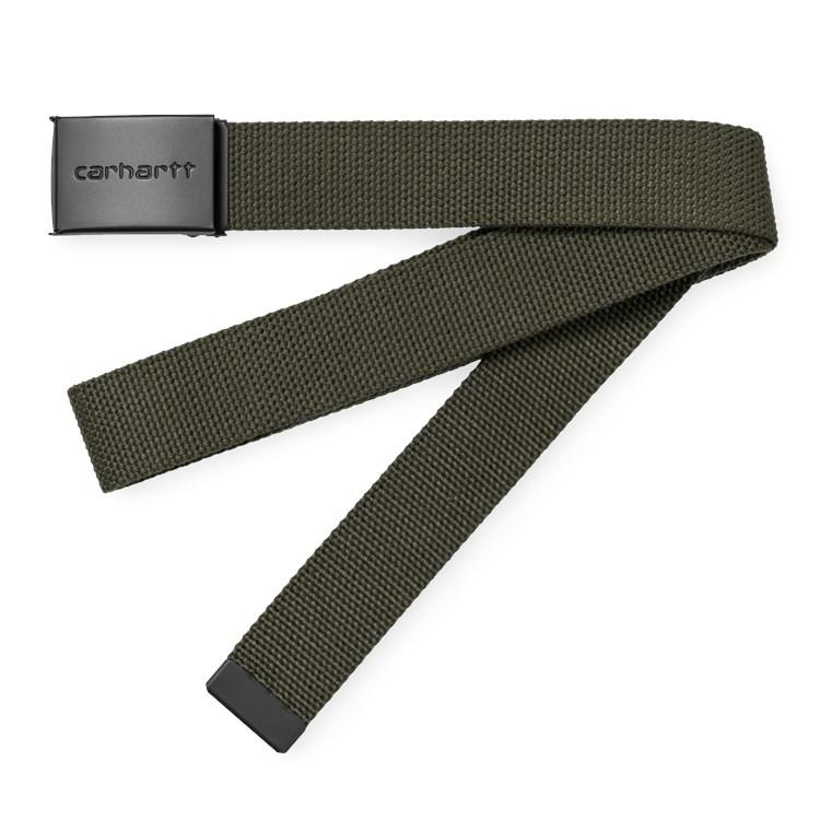 Carhartt WIP Clip Belt Tonal Cypress