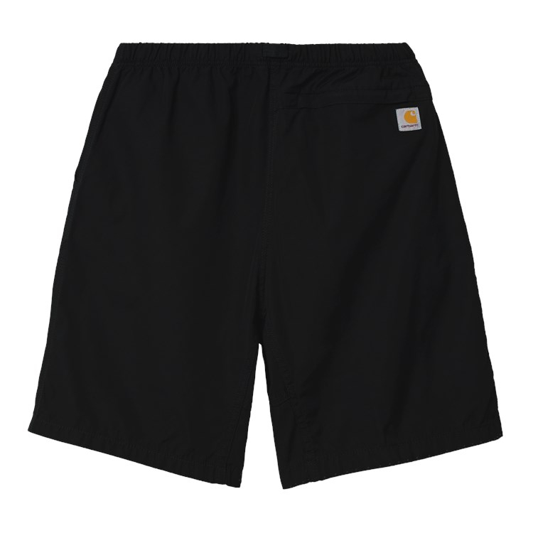 Carhartt WIP Clover Short Black Stone Washed