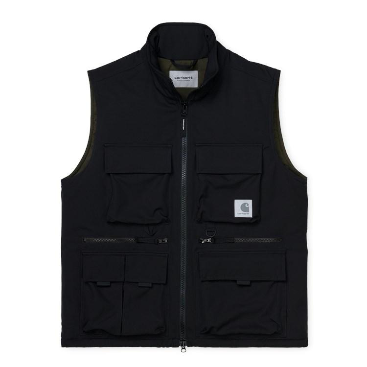 Carhartt WIP Colewood Vest Black