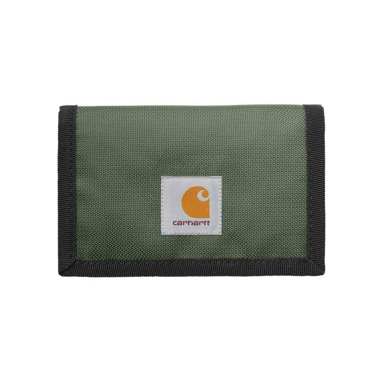 Carhartt WIP Delta Wallet Dollar Green
