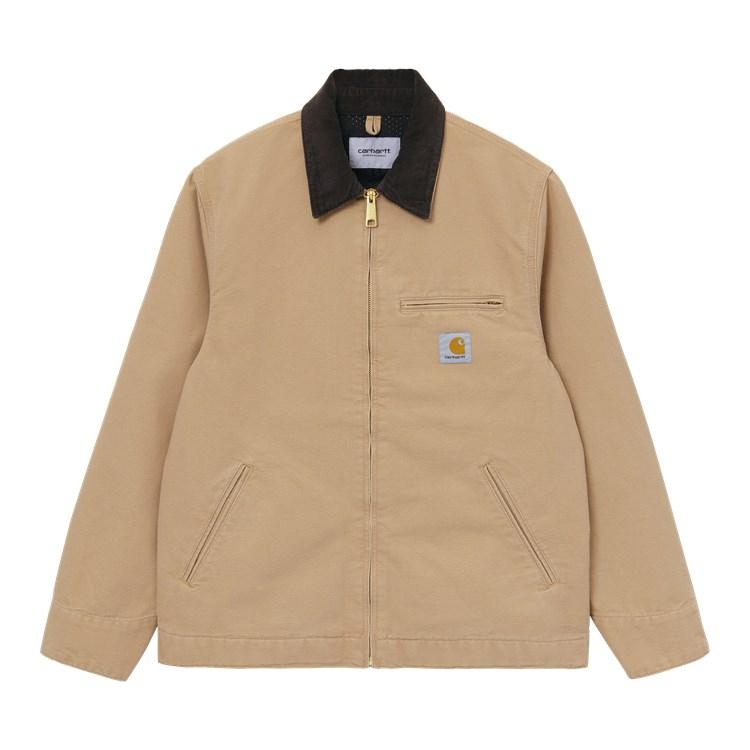Carhartt WIP Detroit Jacket Dusty H Brown