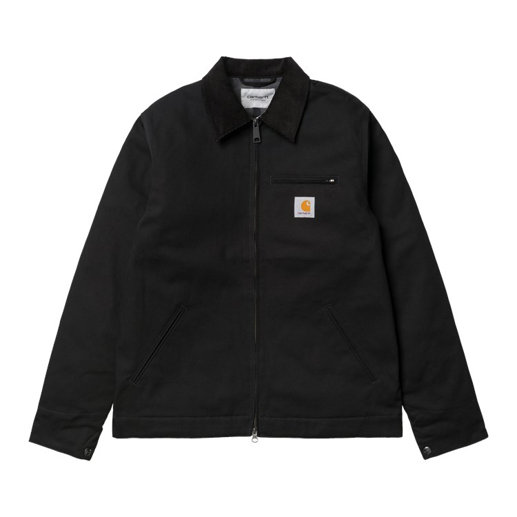 Detroit Jacket Org. (Winter) Black / Black