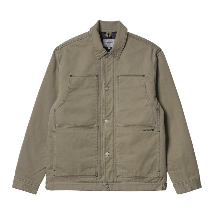 Double Front Jacket Tanami
