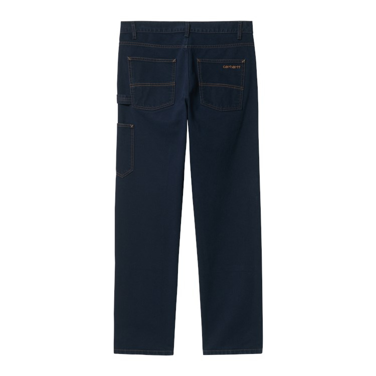 Double Front Pant Astro Rinsed