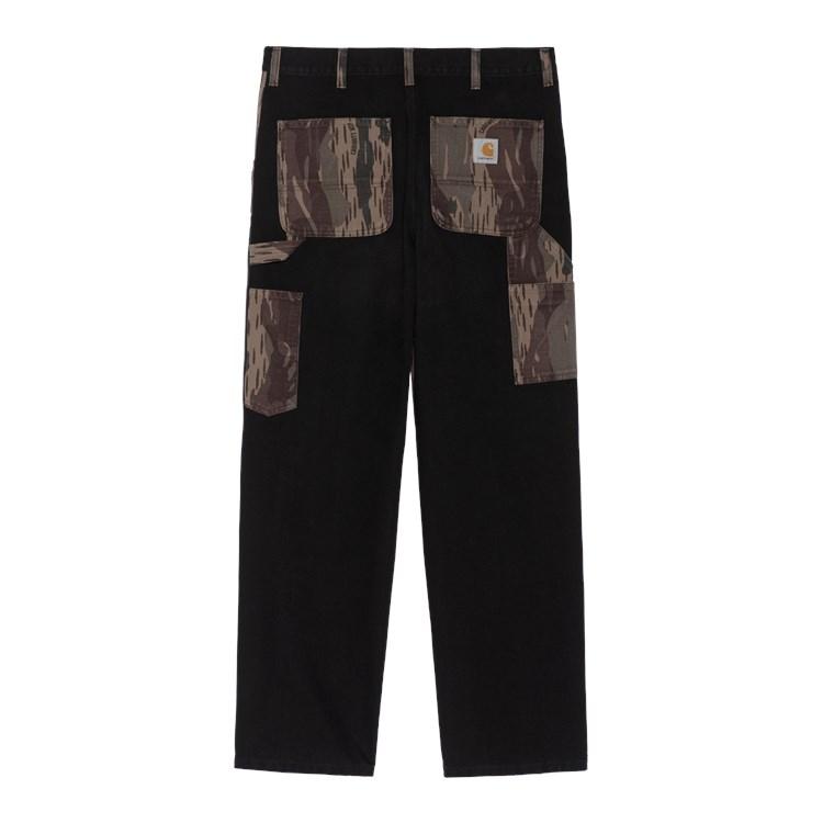 Double Knee Pant Camo Unite / Black
