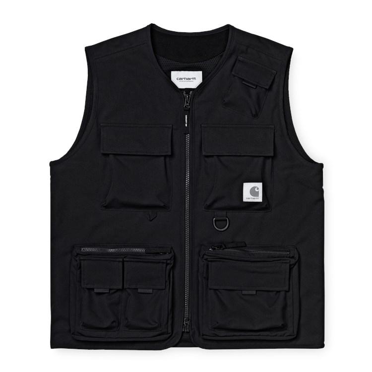 Carhartt WIP Elmwood Vest Black