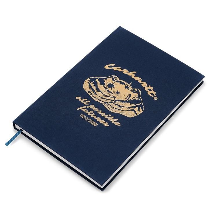 Carhartt WIP Fortune Notebook Corse / Gold