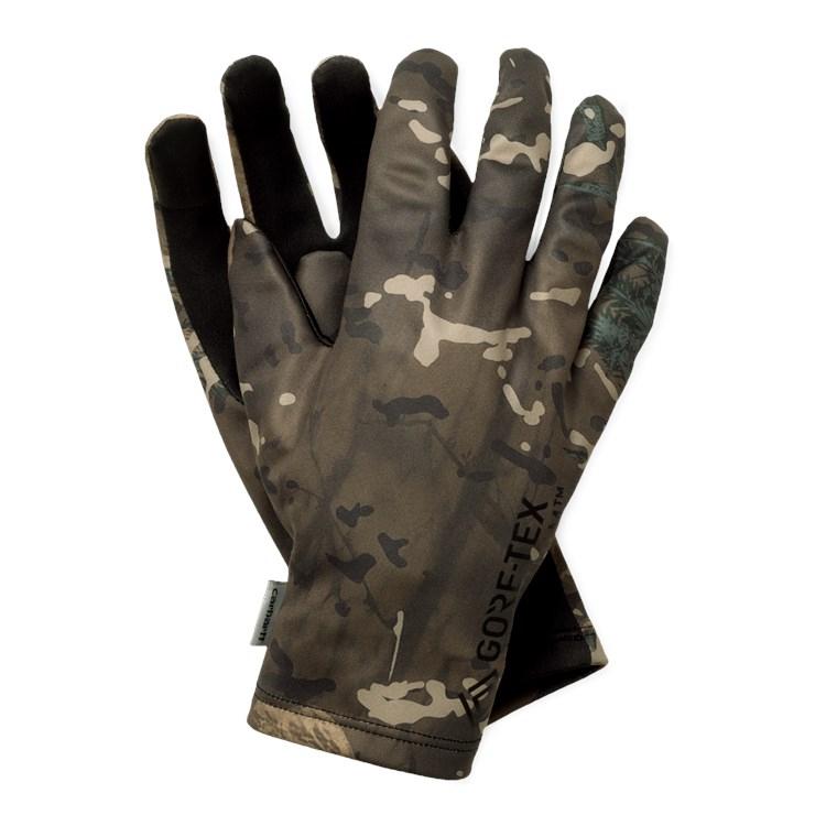 Carhartt WIP GORE-TEX INFINIUM™ Gloves Black / Camo Combi