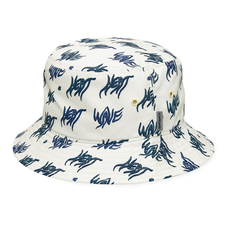 Carhartt WIP Heat Wave Bucket Hat Wax