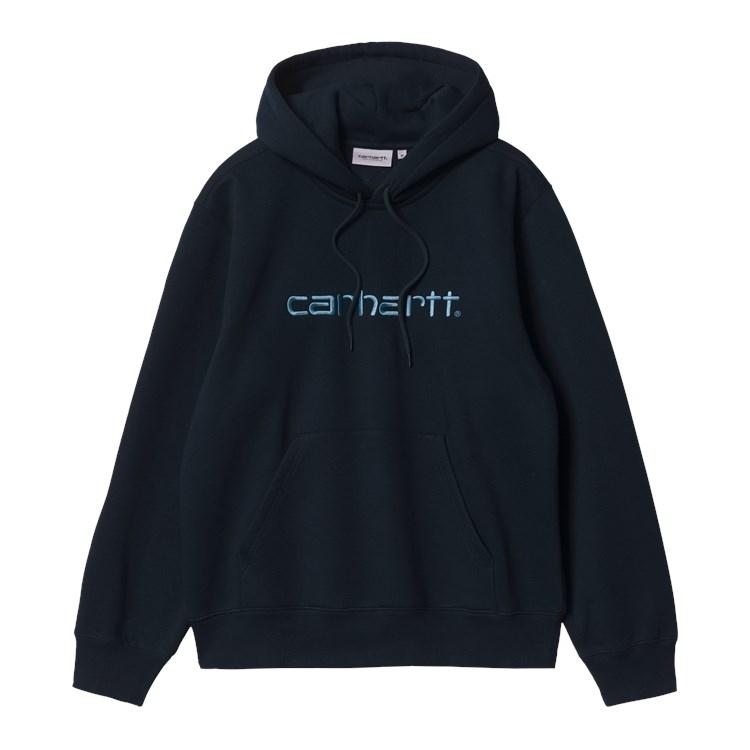 Hooded Carhartt Sweat Astro / Icesheet