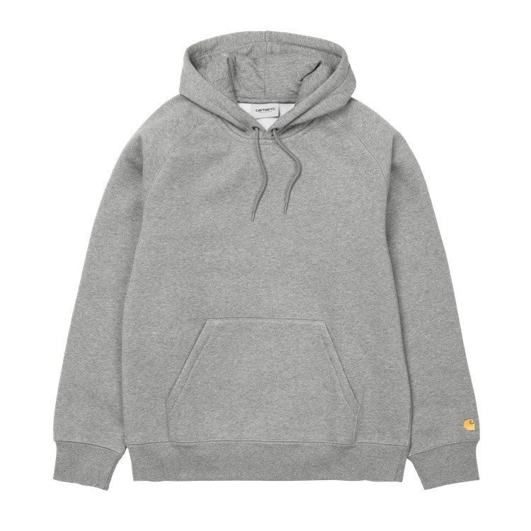 Hooded Chase Sweat Grey Heather