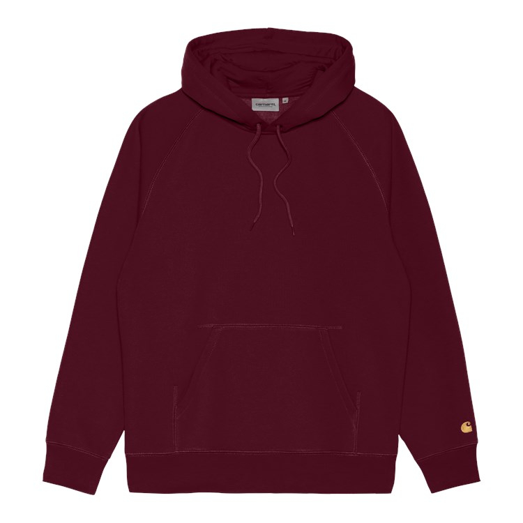 Hooded Chase Sweat Jam / Gold
