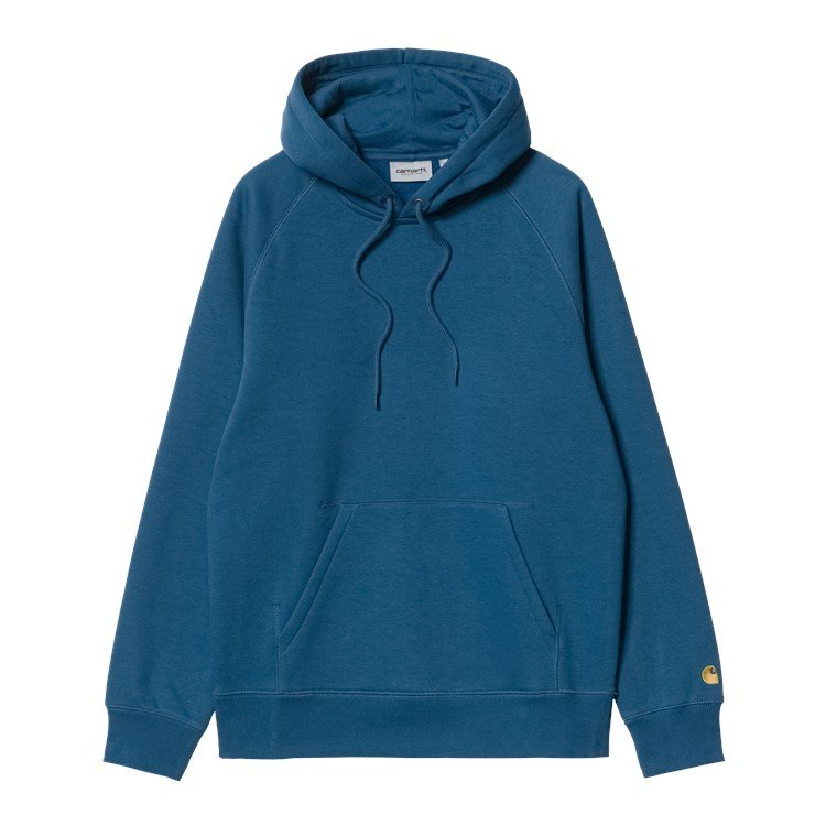 Hooded Chase Sweat Skydive / Gold