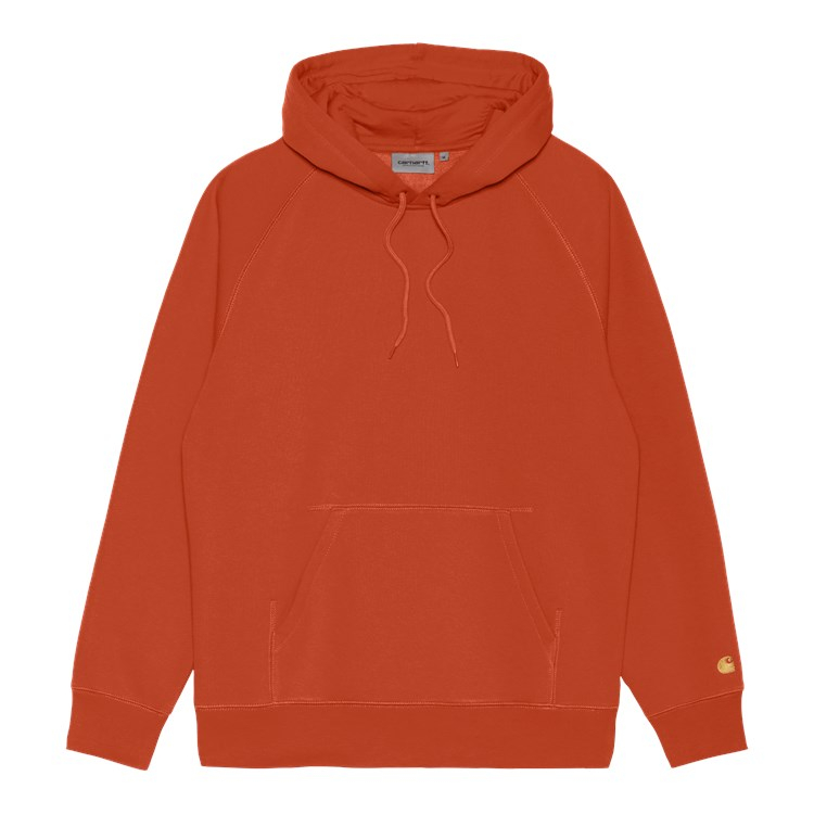 Hooded Chase Sweat Copperton / Gold