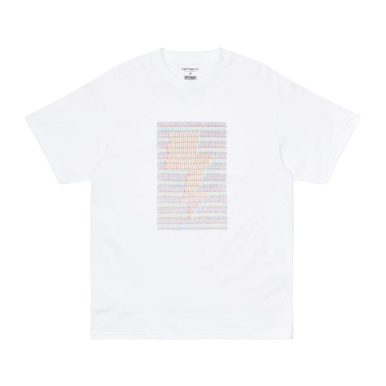 Carhartt WIP S/S DFA T-Shirt White
