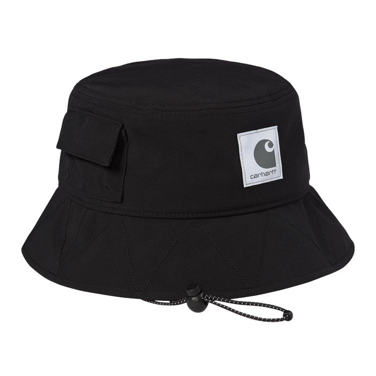 Kilda Bucket Hat Black