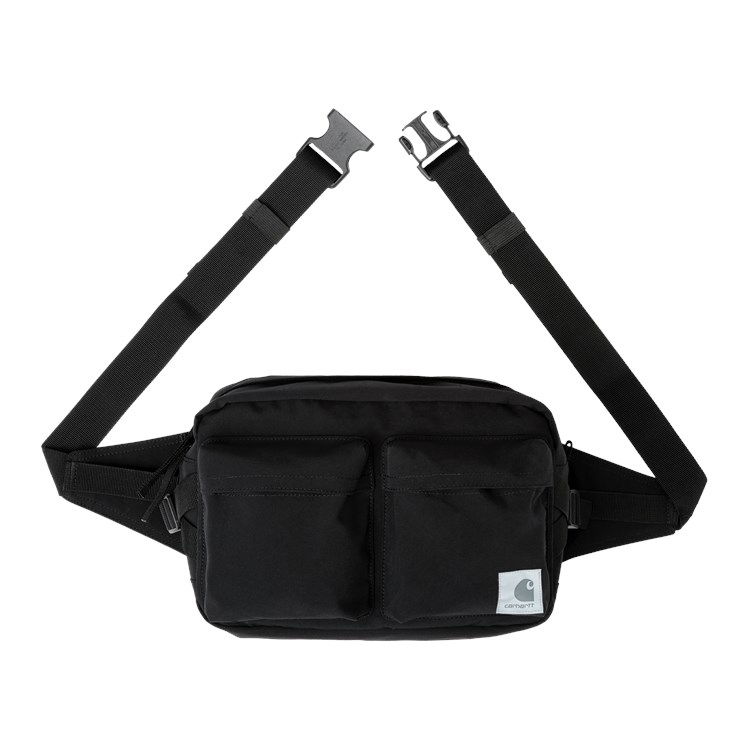 Kilda Hip Bag Black