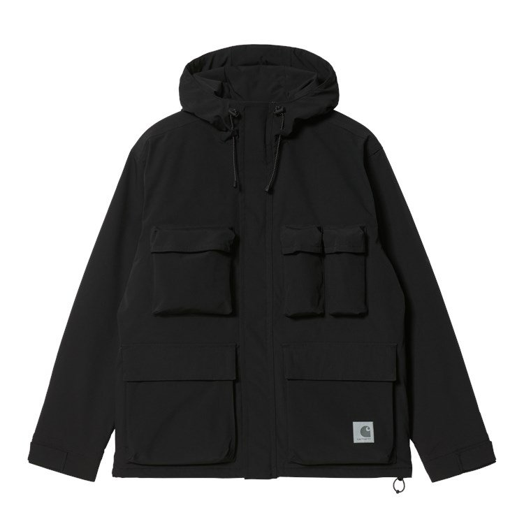 Kilda Jacket Black