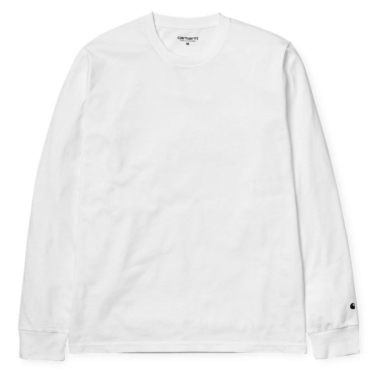 L/S Base T-Shirt White
