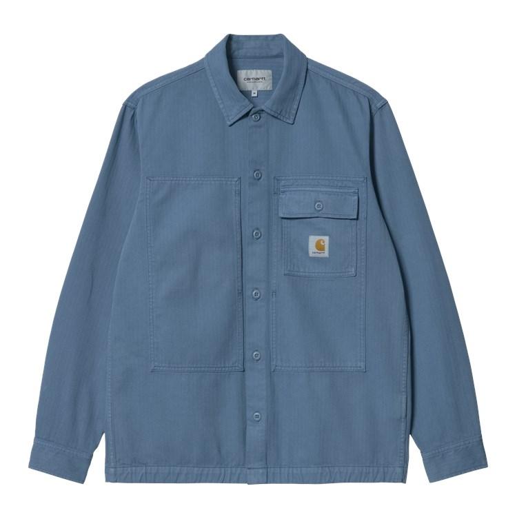 L/S Charter Shirt Icesheet