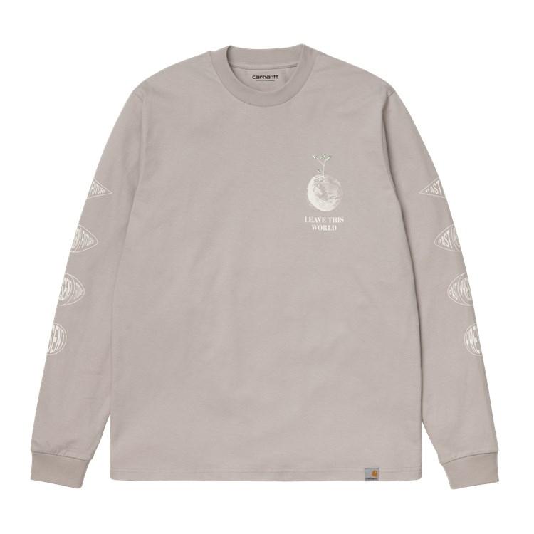 Carhartt WIP L/S Landscape T-Shirt Glaze