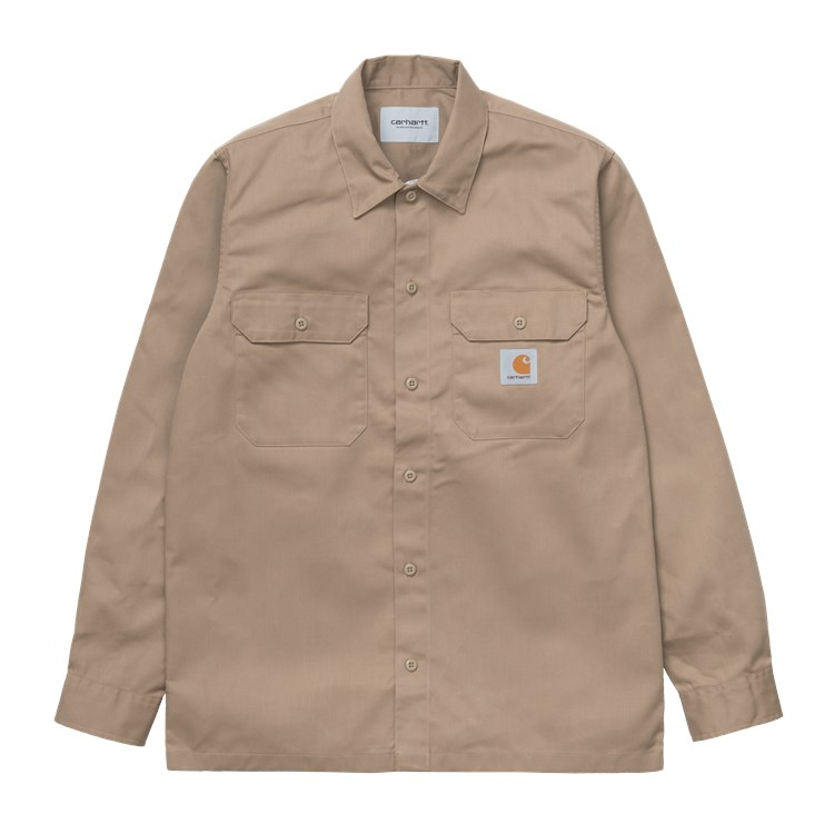 L/S Master Shirt Leather