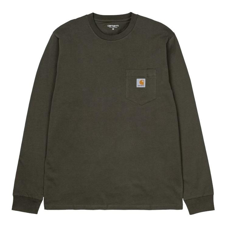 L/S Pocket T-Shirt Cypress