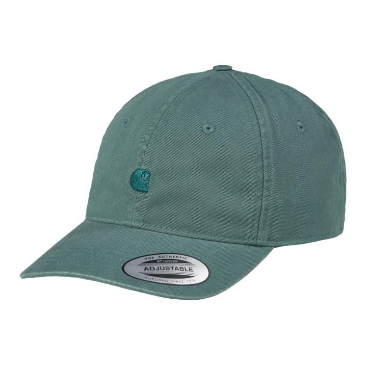 Madison Logo Cap Eucalyptus