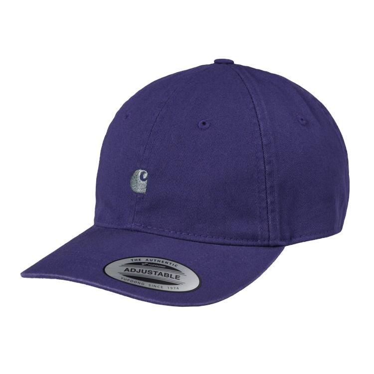 Madison Logo Cap Dark Iris / Eucalyptus