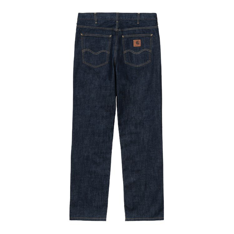 Marlow Pant Blue One Wash