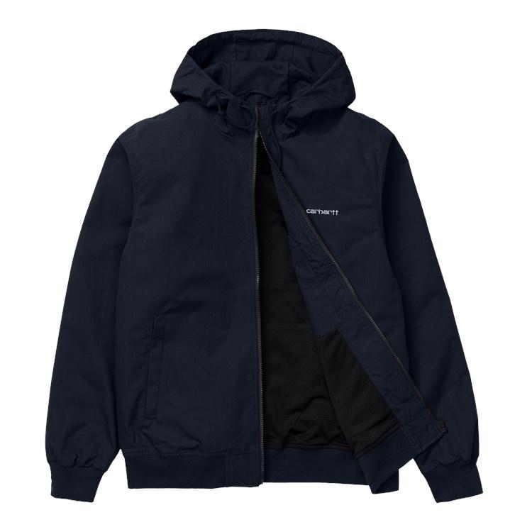 Marsh Jacket Dark Navy