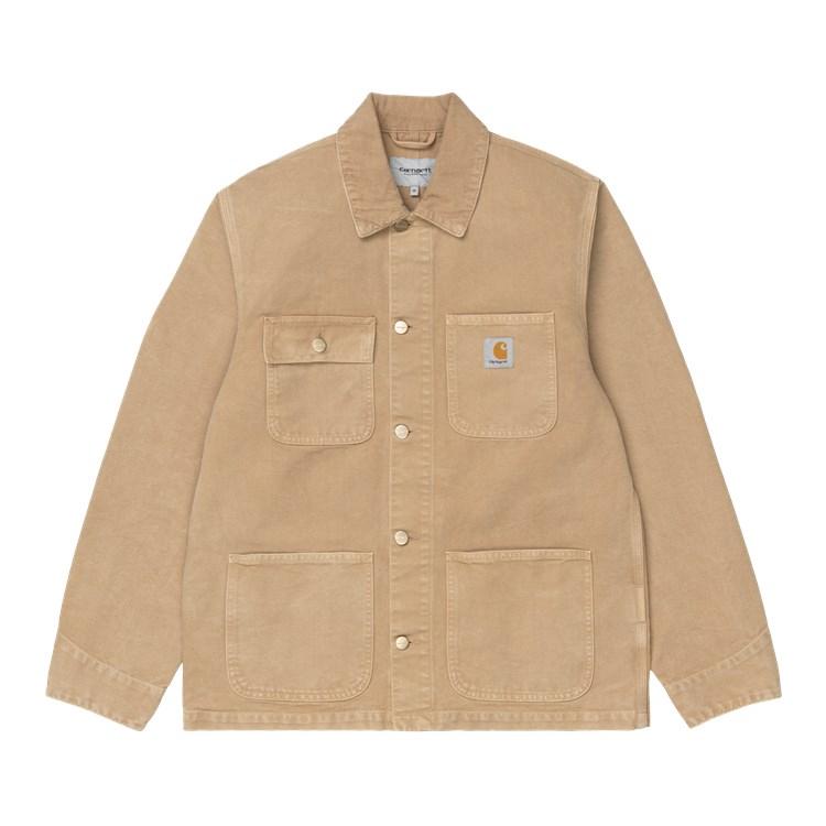 Carhartt WIP Michigan Coat Dusty H Brown