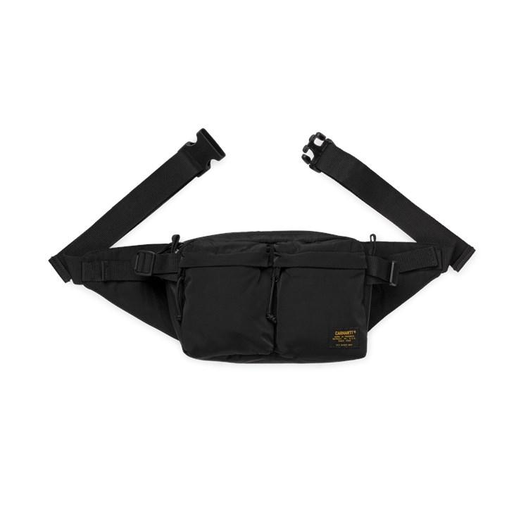 Carhartt WIP Military Hip Bag Black