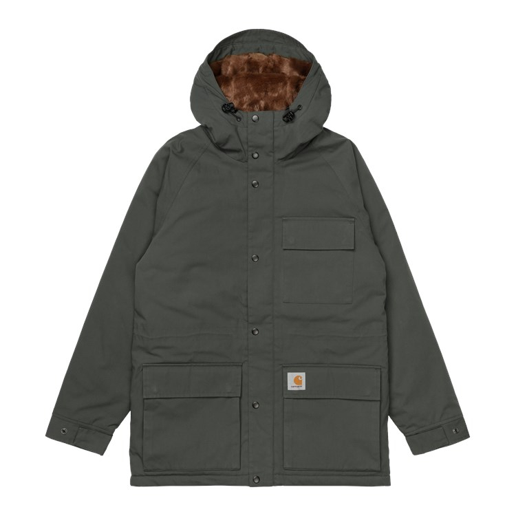 Modern Jacket Slate / Tawny